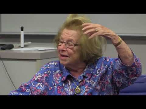 DFN:Dr. Ruth Speaks at AF Academy, COLORADO SPRINGS, CO, UNITED STATES, 02.23.2018