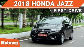 2018 Honda Jazz | First Drive | Motown India
