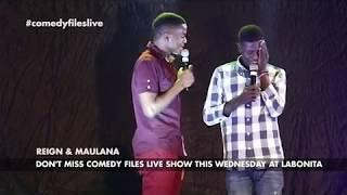 ENSONGA ZIZINO LWAKI ABAKYALA BA BASIRAMU TEBAMALA GANOBA, REIGN & MAULANA thumbnail