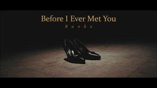 Скачать Banks Before I Ever Met You Heel Choreography Dazi Jina Hyuk Video