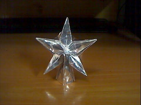 ハート 折り紙 : 折り紙で星 : youtube.com