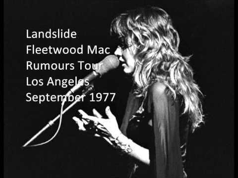 fleetwood mac landslide live september 1977 la youtube. Black Bedroom Furniture Sets. Home Design Ideas