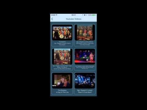 Find Tunes iOS App