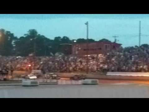 Cherokee Speedway Lucas Oil Super LateModels 7/8/16