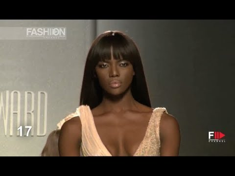 TONY WARD Spring Summer 2012 Haute Couture Rome - Fashion Channel