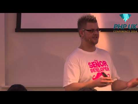 PHP UK Conference 2014 - Ole Michaelis - Service Oriented Architecture for Robust & Scalable Systems