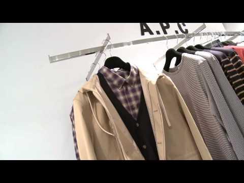 Brown Thomas Spring 2012 Menswear