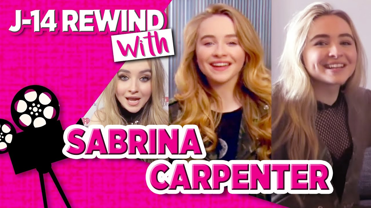 Sabrina Carpenter Talks Girl Meets World and New Music in Old Interviews | J14 Rewind