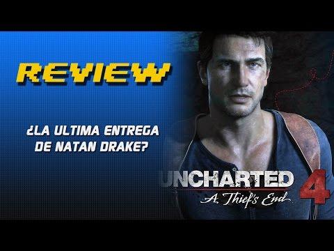 Uncharted 4 El desenlace del ladrón [Review]