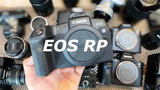 Canon Eos RP | Stock 19 Januari 2021 | jualkamera.com