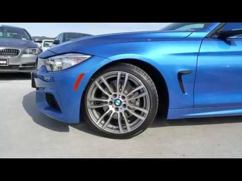 """NEW BMW 428i Gran Coupe M Sport w/ 19 """"  M Wheels Car Review"""