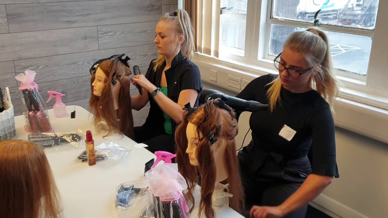 hair courses - nail courses & beauty courses