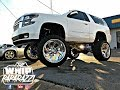 T rex Lifted Chopped 2 Door Chevy Suburban