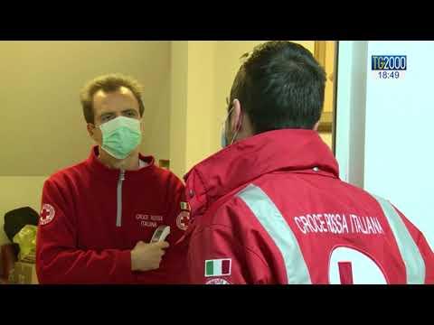 Coronavirus, mano tesa agli ultimi: visite mediche ai senzatetto in rifugio Caritas