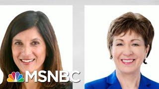Democratic Maine Senate Candidate Leads In New Polling | Morning Joe | MSNBC