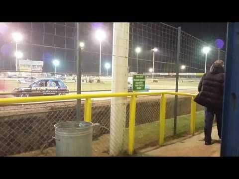 Junior Stock Final #2 at Arlington Raceway 31 August
