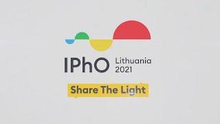International Physics Olympiad 2021 Opening Ceremony