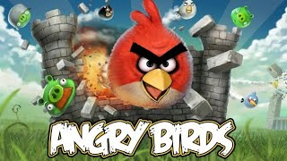 The old version of Angry Birds (2.0.2)