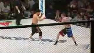 Cung Le vs Warren Strike Force USA