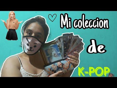 Mi Coleccion De KPOP  -ANTHO NADAL-