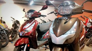 Hero Destini 125 - VX and LX model || Which one to buy|| 6 Differences ||Review