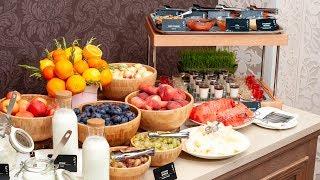 БУКОВЕЛЬ 2019 9 Серия Завтрак в отеле Чем кормят в Буковеле Шведский стол Карпаты Отдых