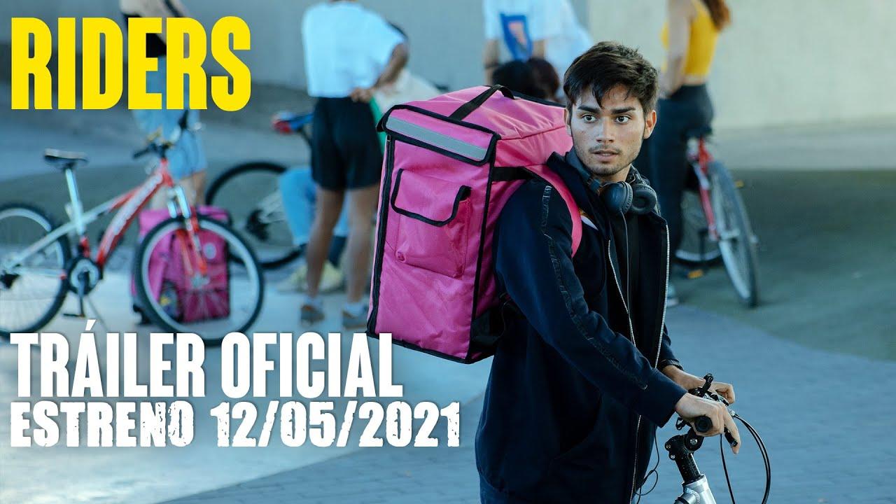 RIDERS | Tráiler oficial | ESTRENO 12 DE MAYO