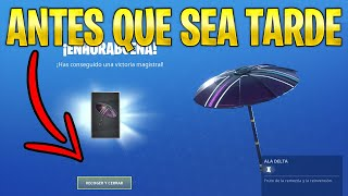 *TIP* HOW TO GET THE SEASON 10 PARAGUAS EASY AND FAST FORTNITE Eiva07