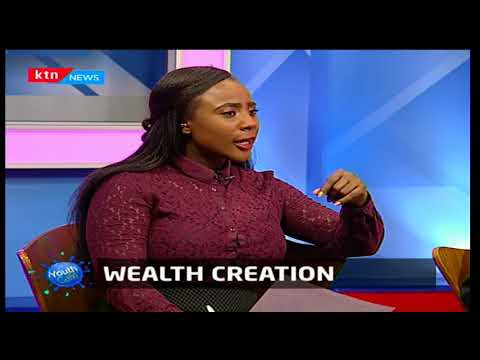 What can young people do to create wealth in 2018: Youth Cafe