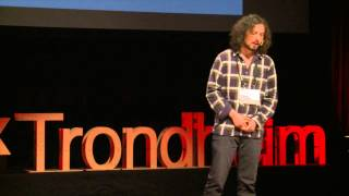 Reconnecting with our food: Tobias Brennvik at TEDxTrondheim
