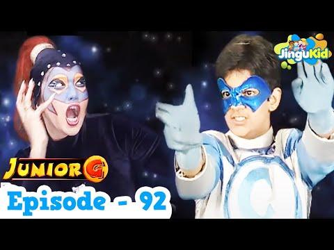 Junior G - Episode 92 | HD Superhero TV Series | Superheroes & Super Powers Show for Kids