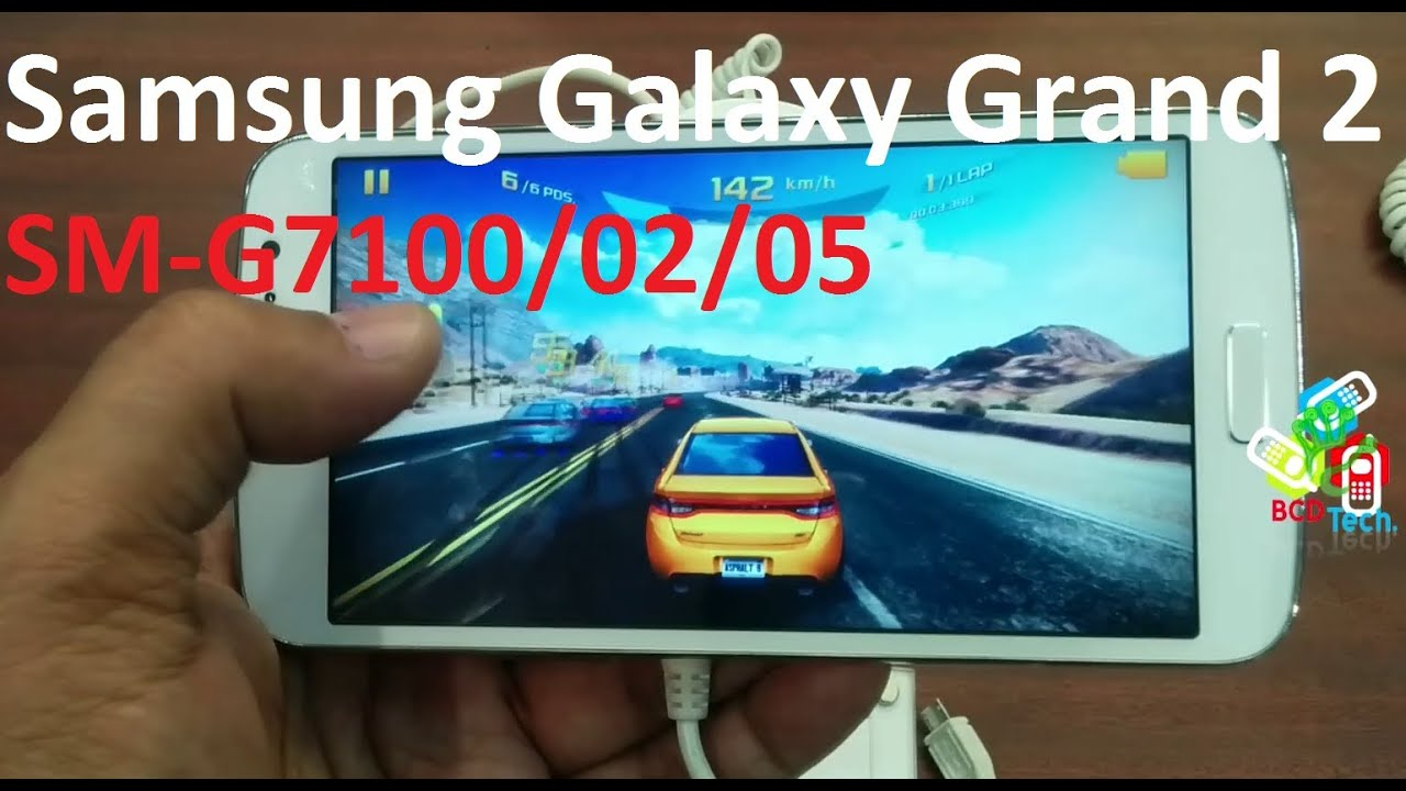 Samsung Galaxy Grand 2 Sm G7100 02 05 Quick Review By Bcd Tech Youtube Android Jellybean Qualcomm Snapdragon