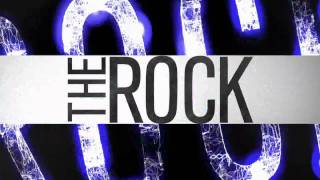 "Dwayne ""The Rock"" Johnson WWE Entrance Video"