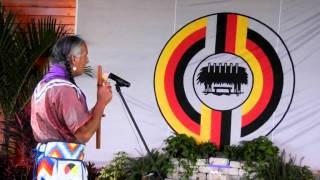 Kevin Locke-Miccosukee Indian Arts Festival-12-29-