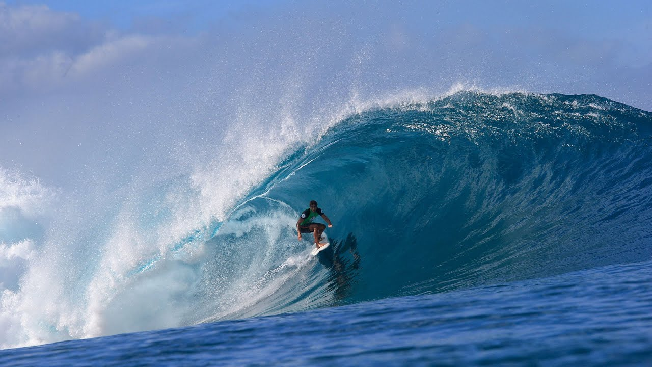 Volcom Pipe Pro 2020 - Day 1 Highlights