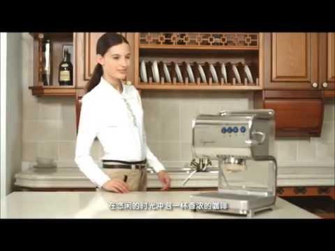 easy serving espresso machine