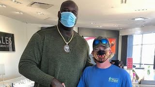 Download Man Proposes With Ring Paid for by Shaquille O'Neal
