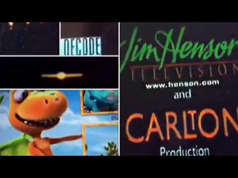 Bear, Dinosaur Train, Dog City, Fraggle Rock, Hoobs, Mopatop's Shop Credits Remix