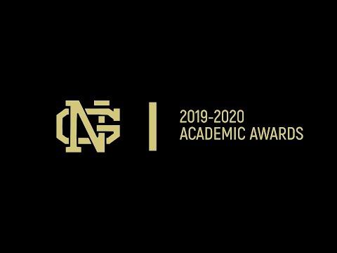 2019-2020 North Gaston High School Academic Awards