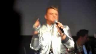 Menowin in Köln - you make me crazy (live)