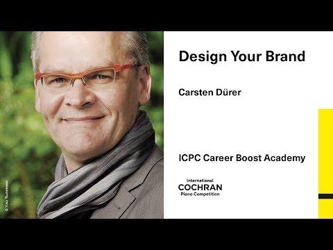 Design Your Brand-Carsten Dürer/ ICPC Career Boost Academy