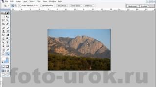 Как повысить резкость изображения в Adobe Photoshop