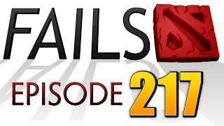 Dota 2 Fails of the Week - Ep. 217 (feat. dcneil)