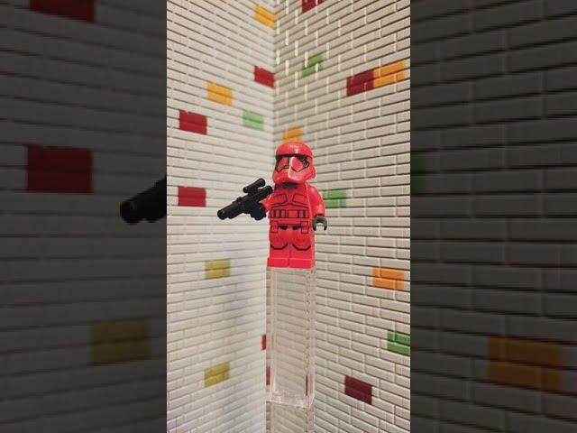 Lego Star Wars Magazine - Sith Trooper and Finn #shorts