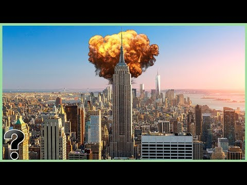 What If The Empire State Building Was Attacked?