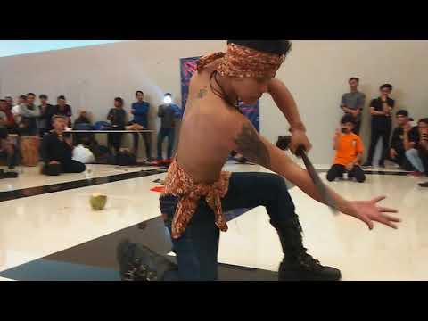 Reak Pandawa 5 feat Piomongeun di mall UBERTOS