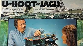 MB Spiele U Boot Jagd Strategie Spiel Flohmarktfund