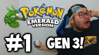 LET'S LEARN ABOUT GEN 3 FOR POKEMON GO! - POKEMON EMERALD #1