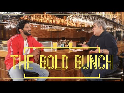 The Bold Bunch: Dulquer Salmaan With Rajeev Masand