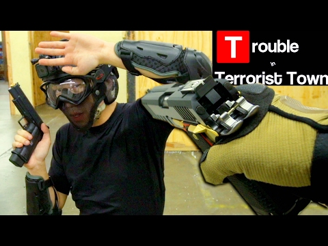 AIRSOFT Double 1911 Killer - Trouble In Terrorist Town